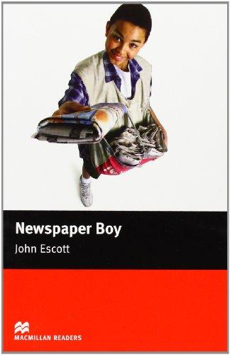 Macmillan Readers Newspaper Boy Beginnerの詳細を見る