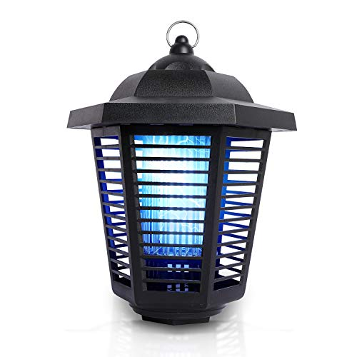 Garsum Bug Zapper | Electric Mosquito Killer | Indoor Insect Trap | Child & Pet Safe, Non-Toxic |Fly Zapper Repellent for Home, Indoor, Kitchen (Outdoor-20W)