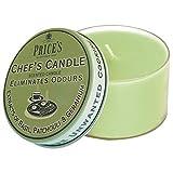 Bargainstore Price's - Vela perfumada en tarro de lata para cocinar, elimina el olor a hierbas, neutralizador de olores y hierbas aromáticas