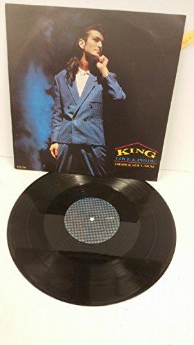 KING love & pride, 12 inch single, TX 4988
