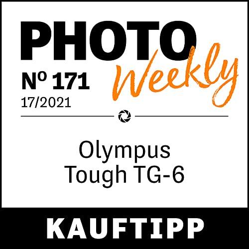 Olympus Tough TG-6 Black, V104210BU000