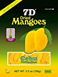 Best Dried Mangos - 7D Dried Mangoes Philippine Brand Naturally Delicious Review