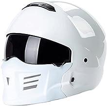 Helmen Motorhelm Integraalhelmen Verwijderbaar Open helmen Half Helm Jet Helm Mannelijke En Vrouwelijke Volwassen DOT/ECE ...
