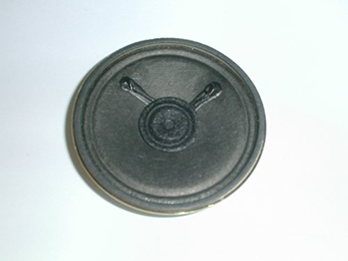182R01-001 2' Round Replacement Speaker 8 Ohm .2 Watt (1 piece)