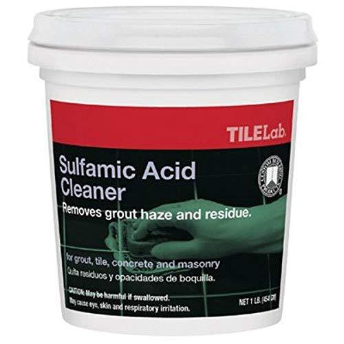 Custom Building Products TLSAC1 TLSACRA1 Sulfamic Acid Cleaner