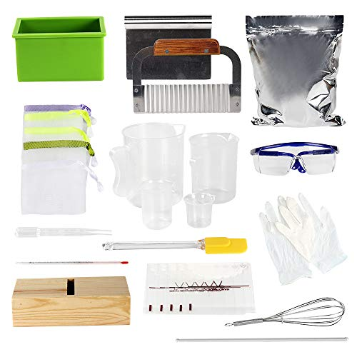 Nicole Complete DIY Soap Making Supplies Kit- 20...