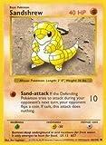 Pokemon - Sandshrew (62/102) - Base Set