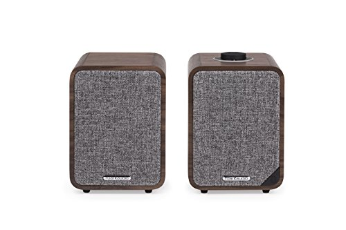 Ruark Audio MR1 MKII Regallautsprecher | Farbe: walnuss