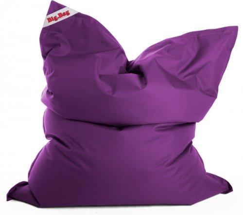 SITTING POINT only by MAGMA Sitzsack Brava Big Bag 130x170cm aubergine