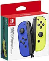 Nintendo Joy-Con Blue/Neon Yellow (Nintendo Switch)