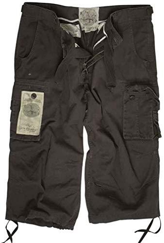 Army-Short, 3/4 schwarz - Gr. XXL