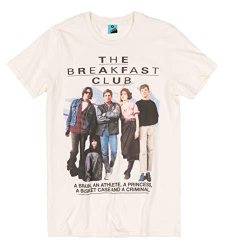 The Breakfast Club Brat Pack T-shirt for Men,