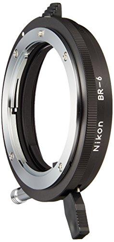 Nikon BR-6 - Accesorio para cámara (Negro, Plata) (Importado)