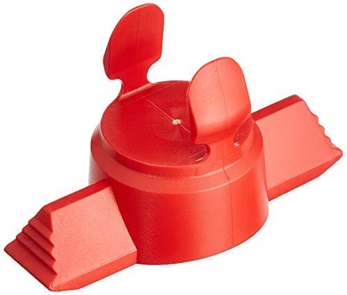 Westfalia 903078630121 Verschluss-Stopfen, Rot