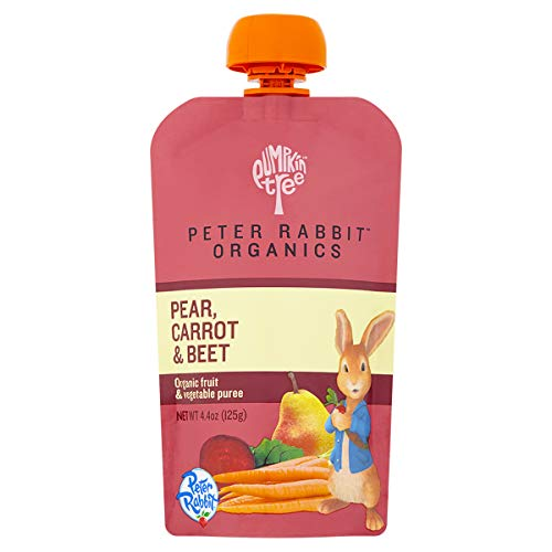 Peter Rabbit Organics Beet, Carrot and Pear 10-Pack Now $6.64