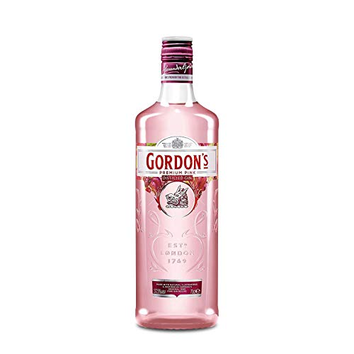 Gordon's Premium Pink Distilled Gin - 700 ml