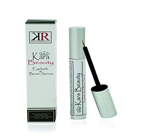 Kara Beauty mejor suero de crecimiento de pestañas (5 ml) Sérum de...