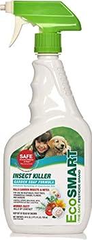 EcoSMART ECSM-33601-06 Botanical Insect Killer Non-Toxic Garden Soap Formula 24 oz