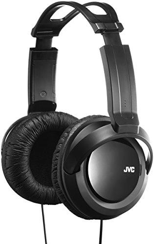 JVC HA-RX330-E Color Negro -Auriculares Cerrados