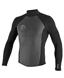 small O'Neill Wetsuit Men's O'Riginal2 / 1mm Back Zip Jacket