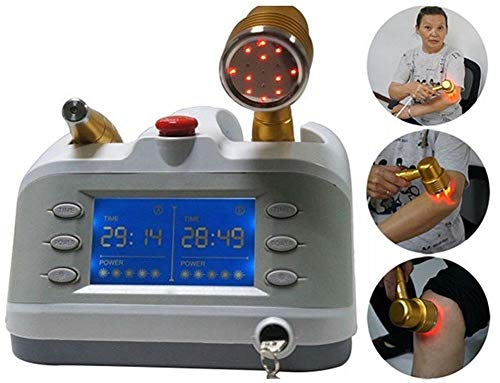 Buy Discount COZING Semiconductor Laser Treatment Instrument Electronics Neck Shoulder Arm Pains Mov...