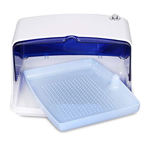 SXFYGYQ Cabinet de désinfection des Ongles Outils pour appareils de désinfection par UV des Lampes...