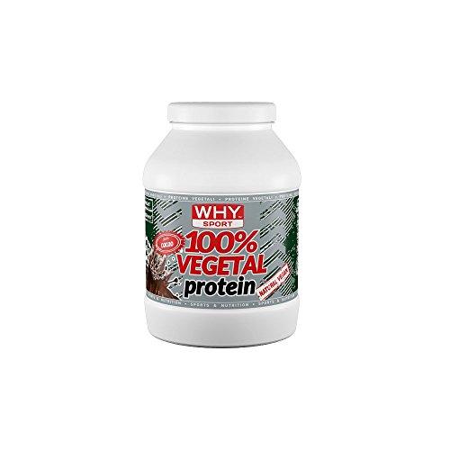 Vegetal 100% Whey Proteine Vegetali 750 G Vaniglia