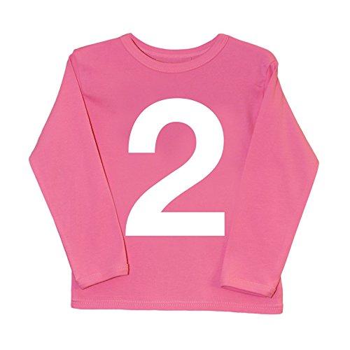 I AM 2 Rose T Chemise, insolite seconde Cadeau d'anniversaire | Cool bébé t-shirts