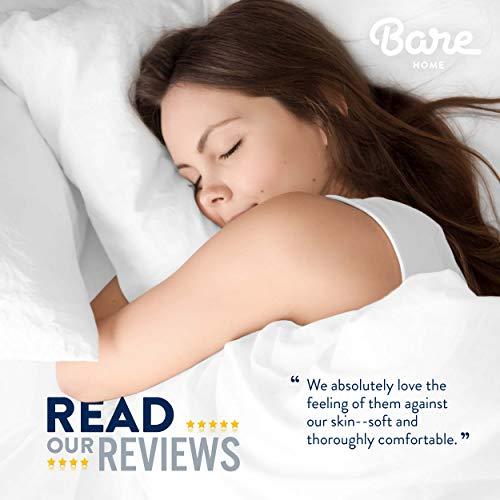 Bare Home Premium 1800 Pillowcase Set