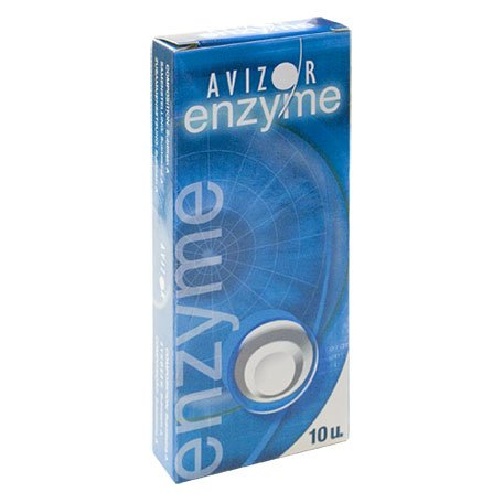 AVIZOR Enzyme - 10 Tabs - Avizor