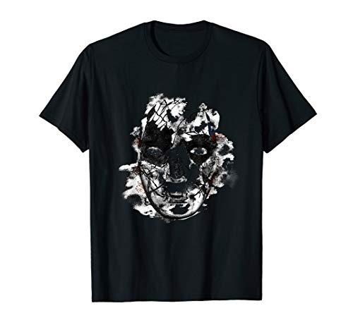 Marvel The Punisher Jigsaw T-Shirt