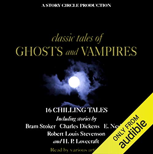 Page de couverture de Classic Tales of Ghosts and Vampires