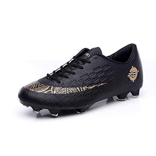 QZO Mens Soccer Cleats, Professional Spikes Soccer Shoes...