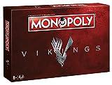 [page_title]-Winning Moves 45533 Monopoly Vikings: Der Brettspielklassiker trifft Wikinger Serie, mit exklusiven Sammler-Spielfiguren, Gesellschaftsspiel