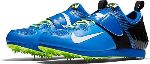 Nike 317404-413, Zapatillas de Senderismo Unisex Adulto, Azul (Hyper Cobalt/White Black/Ghost Green), 45.5 EU