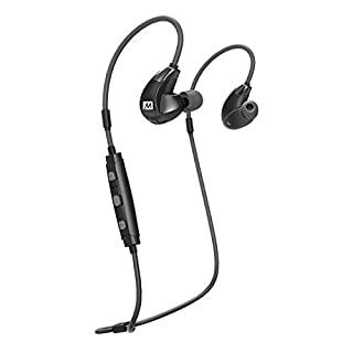 MEE audio - X7 Plus, In-Ear, Noise Isolating, Bluetooth Headphones, Sports Earphones with Mic and Remote - Black (B018RP7X0O) | Amazon price tracker / tracking, Amazon price history charts, Amazon price watches, Amazon price drop alerts