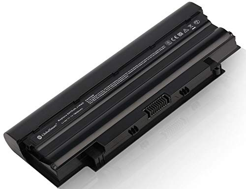 GlobalSmart Laptop/Notebook Battery for DELL Inspiron N5110 Black 9cell