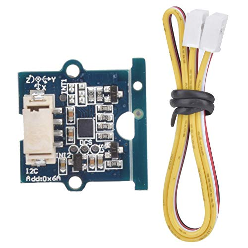 Six Axie Accelerometer Module, Robot Gyroscope and Accelerometer Aensor Module 5V Gyro Sensor with High sensitivity and Low Noise