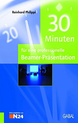 30 Minuten für eine professionelle Beamer-Präsentation