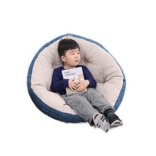 SuoANI Sitzsack, Cabrio-Stuhl Lässt Sich Vom Sitzsack Ins Bett Klappen, Sitzsack-Bodenliege Für Kinder, Jugendliche Und Erwachsene