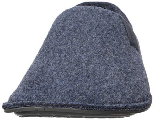 Crocs Classic Convertible Slipper, Zapatillas Altas Unisex Adulto, Azul (Navy/Charcoal), 37/38 EU