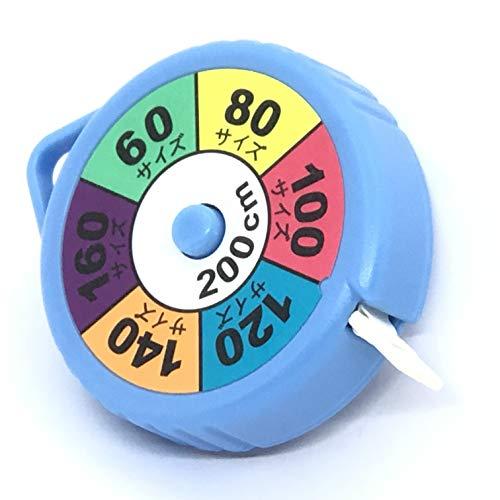 ヤマト運輸 クロネコヤマト メジャー 荷物計測メジャー (水色)