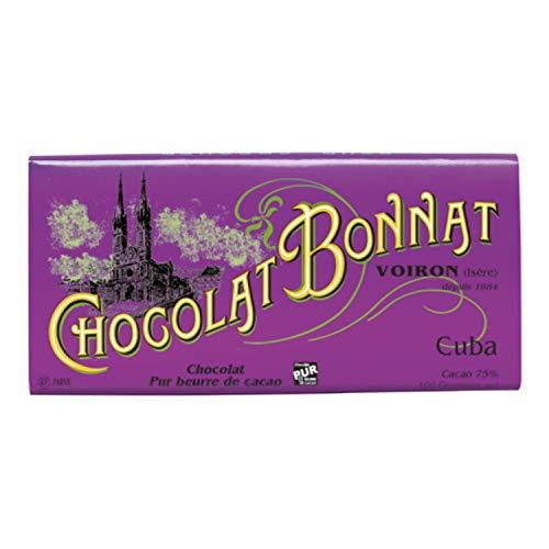 Cuba 75% 100g - Schokoladentafel - Bonnat