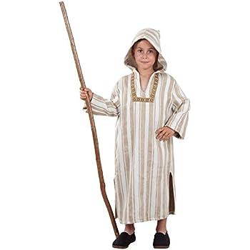 DISBACANAL Disfraz de San José para niño - Único, 10 años: Amazon ...