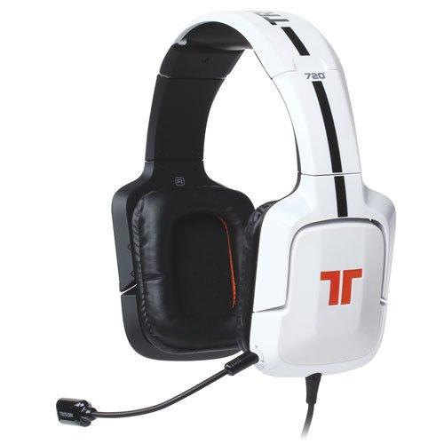 Tritton 720+ 7.1 Surround Headset für PS4/PS3, Xbox 360 und PC/Mac - Weiss
