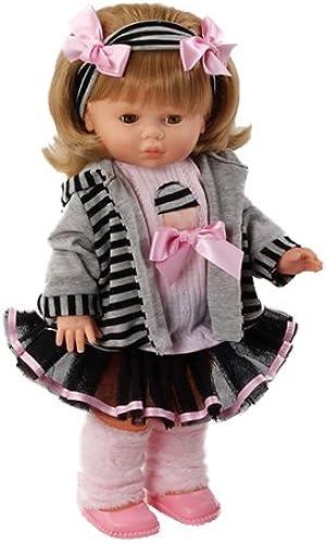 Unbekannt Berjuan Trousseau Colette, sprechende Puppe (evtl. Nicht in Deutscher Sprache)