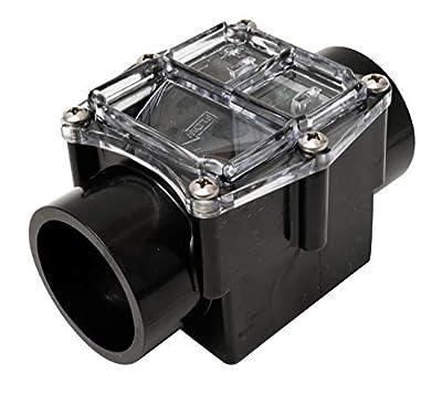 "Valterra 310-20 PVC Corrosion Resistant Check Valve, Gray, 2"" from Valterra Products"