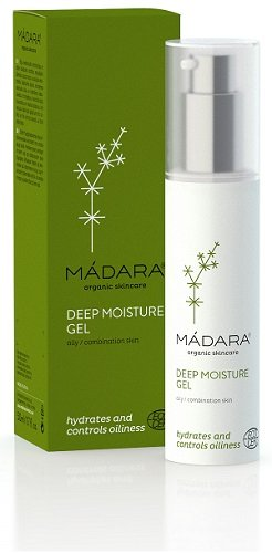 MADARA COSMETICS DEEP MOISTURE INTENSIVES FEUCHTIGKEITS GEL, 50 ml