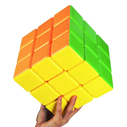 GoodCube Super Cube 3x3x3 Big Cube Stickerless Speed Cube 18cm Large Cube Educational Toy