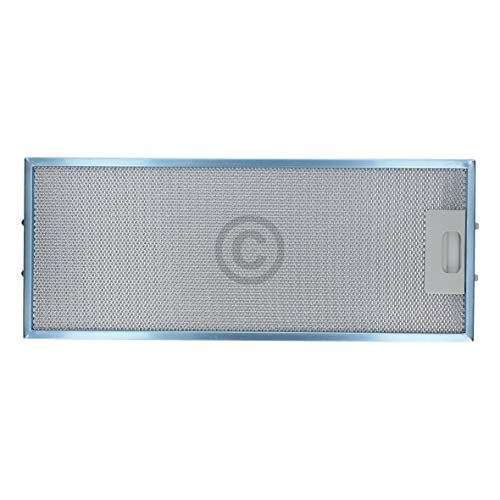 DL-pro Filtro metálico de grasa para campana extractora Elica Respekta GRI0025433A Whirlpool 482000009755 Bosch 00746994